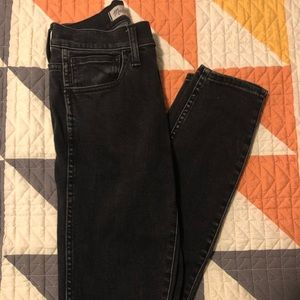 10 inch High Rise Skinny Jeans